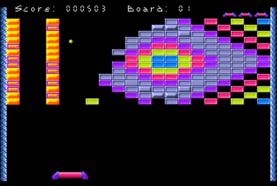 A Brief History of Brick Breaker Video Games | Hero Concept