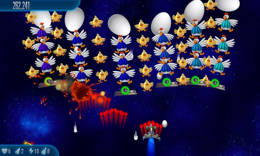 Chicken Invaders 5 (2014)