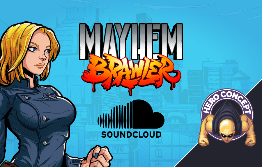 Mayhem Brawler Soundcloud